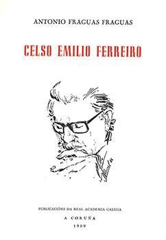 Cuberta para Celso Emilio Ferreiro