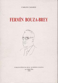 Cuberta para Fermín Bouza-Brey