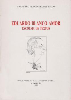 Cuberta para Eduardo Blanco Amor: escolma de textos