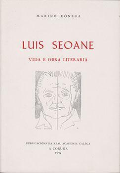 Cuberta para Luis Seoane: vida e obra literaria