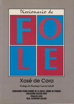 Cuberta para Diccionario de Fole