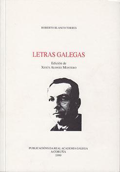Cuberta para Letras galegas