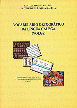 Cuberta para Vocabulario ortográfico da lingua galega (VOLGA)