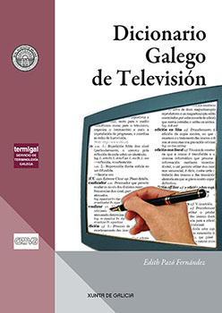 Cuberta para Dicionario galego da televisión