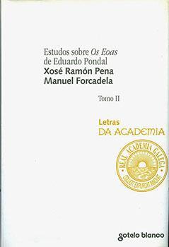 Cuberta para Estudos sobre Os Eoas de Eduardo Pondal