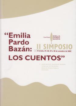 Cuberta para Emilia Pardo Bazán: los cuentos