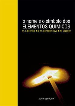 Cuberta para O nome e o símbolo dos elementos químicos