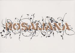 Cuberta para Rosaliana: edición de facsímiles ligados á figura de Rosalía de Castro