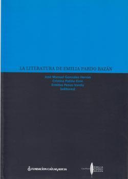 Cuberta para La literatura de Emilia Pardo Bazán