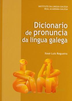 Cuberta para Dicionario de pronuncia da lingua galega