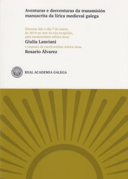 Cuberta para Aventuras e desventuras da transmisión manuscrita da lírica medieval galega