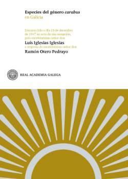 Cuberta para Especies del género carabus en Galicia