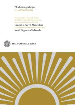 Cuberta para El idioma gallego en la Edad Media