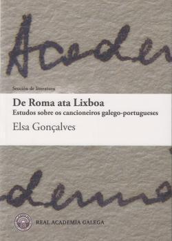 Cuberta para De Roma ata Lixboa: estudos sobre os cancioneiros galego-portugueses