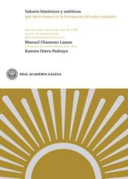 Cuberta para Valores históricos y estéticos que intervienen en la formación del arte románico