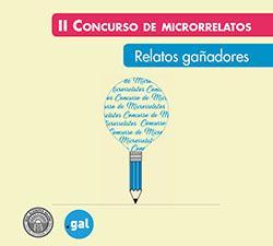 Cuberta para II Concurso de microrrelatos: relatos gañadores