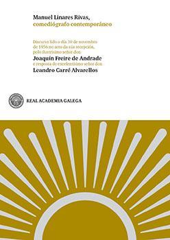 Cuberta para Manuel Linares Rivas, comediógrafo contemporáneo