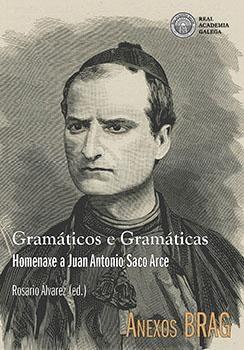 Cuberta para Gramáticos e Gramáticas: Homenaxe a Juan Antonio Saco Arce