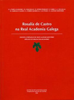 Cuberta para Rosalía de Castro na Real Academia Galega