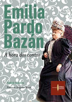 Cuberta para Emilia Pardo Bazán. A hora dos contos: unidade didáctica