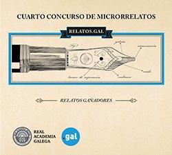 Cuberta para IV Concurso de microrrelatos: relatos gañadores
