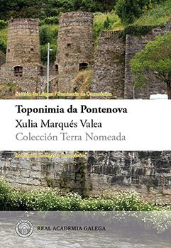 Cuberta para Toponimia da Pontenova