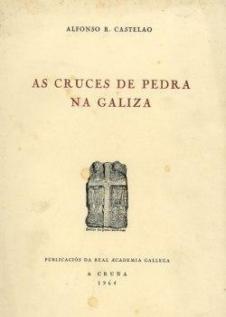 Cuberta para As cruces de pedra na Galiza